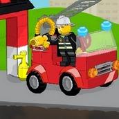 Игра Пожарный патруль