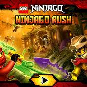 Игра Лего битва ниндзя