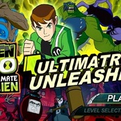 Игра Бэн 10: познай неопознанное