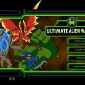 Игра Бэн 10: вселенная в опасности