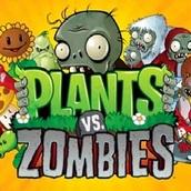 Игра Цветы против зомби 1