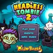Игра Опасные приключения зомби