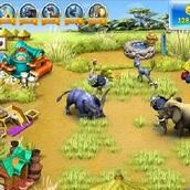 Игра Работа на Мадагаскарской ферме