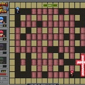 Игра Взрывной лабиринт