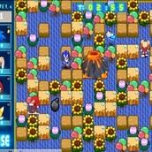 Игра Бомберы: Осторожно! Взрывной Соник!