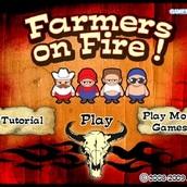 Игра Взрыв на ферме