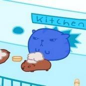 Игра Суши кот 4: путешествие на корабле