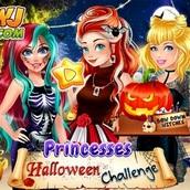 Игра Вечеринка в стиле Хэллоуин