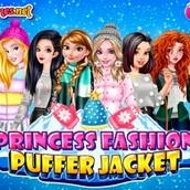 Зимний наряд для принцесс