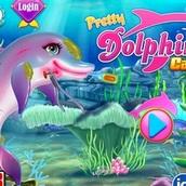 Спаси дельфина