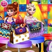 Игра Дизайн сумки у Принцесс