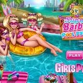 Игра Барби: спа-процедуры