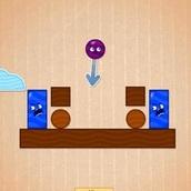Игра Сбей мячами троллфейса