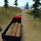 Игра Сумасшедшие гонки на грузовиках