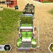 Игра 3Д Фура перевозчик