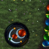 Игра Выбивай шары в зуме