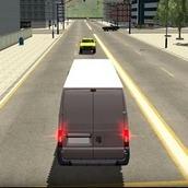 Симулятор вождения 3д по городу