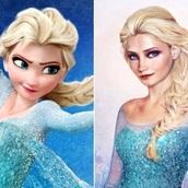 Тест: на какую принцессу похожа твоя подруга