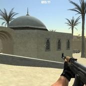 Игра Новый Контр Страйк 3Д