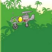 Игра Полет зеленых хрюшек