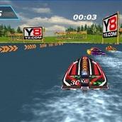 Игра Скоростные лодки