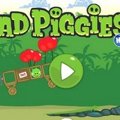 Игра Плохие свиньи онлайн