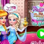 Игра Няня для королевы