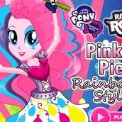 Игра Подбери наряд Пинки Пай