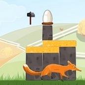 Игра Накорми лисичку
