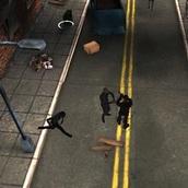 Игра Атака голодных зомби