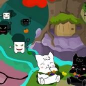 Игра Путешествие котят