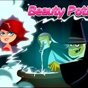 Игра Зелье красоты для злой колдуньи