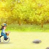 Игра Велосипедные гонки