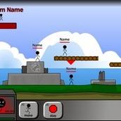 Игра Территория сражений