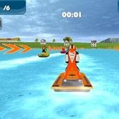 Игра Водная гонка