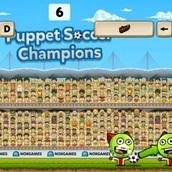 Игра Чемпионат кукольных футболистов