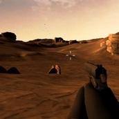 Игра Выживший в пустыне