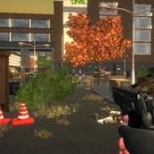 Игра Городские зомби