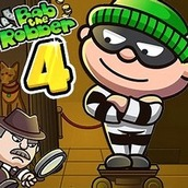 Игра Грабитель Боб 4