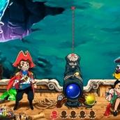 Игра Собери пиратское золото