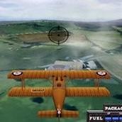 Воздушный бой на самолетах