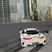 Игра Симулятор езды на машине 3Д в городе