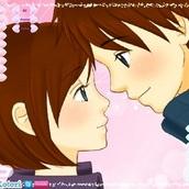 Двое влюбленных