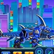 Робот Акула (Нано акула)