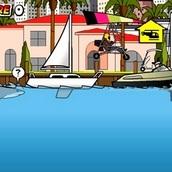 Игра Акула в Майами