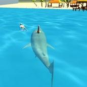Игра 3Д Симулятор акулы