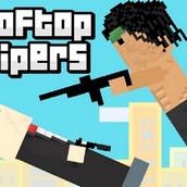 Игра Сумасшедшие снайперы