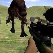 Игра Охота на Динозавров 3Д