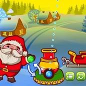 Игра Рождественская история пузырей