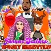 Прически на Хеллоуин